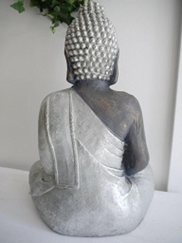 Stor-buddha-i-brun-och-silver-2