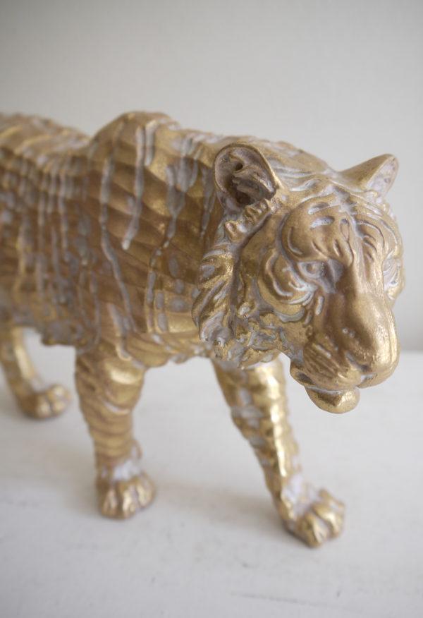 Tiger-dekorationsdjur