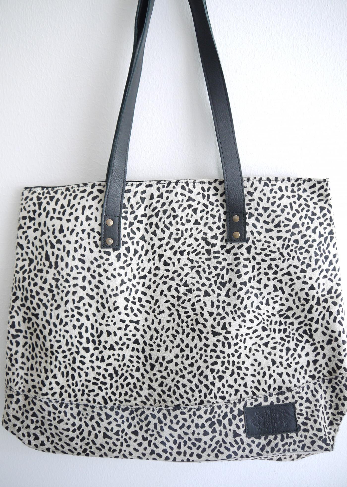 Väska med djurprint