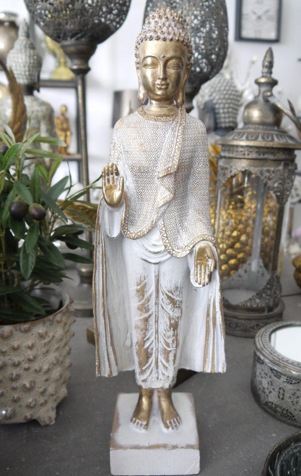 Buddha-staende-prydnadsfigur
