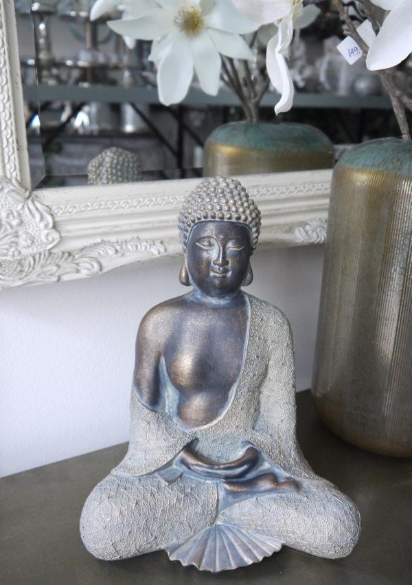 Buddha-prydnadsfigur-Gottama