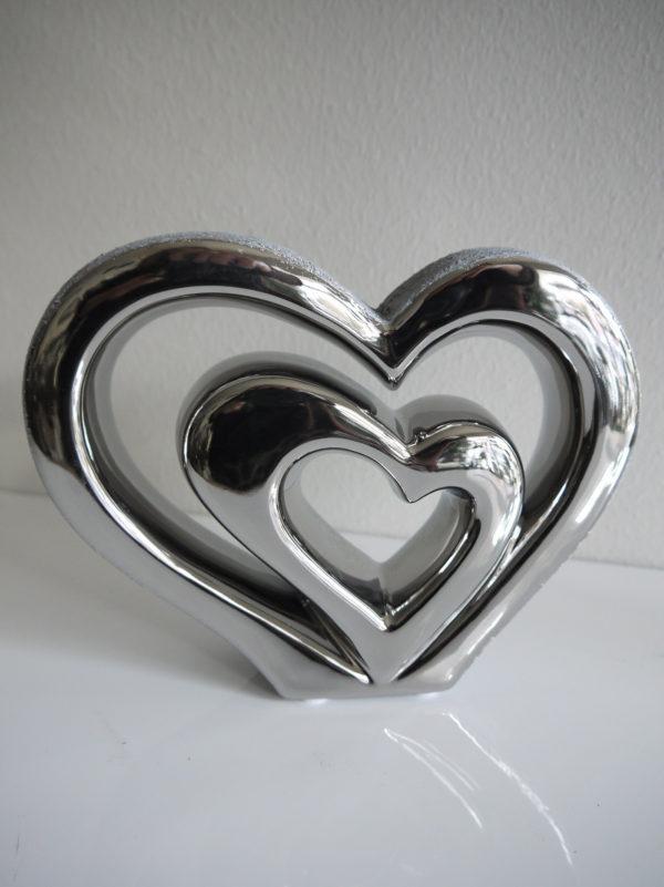 Dubbelt-hjarta-silver-prydnad