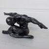 man-skulptur-för-dekoration