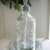Tvålflaska med pump i glas. Besök Blickfång.se