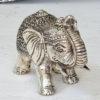 Dekorationsdjur-liten-elefant-i-silver-1