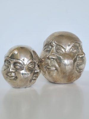 Buddha silver 4 ansikten. Besök blickfang.se