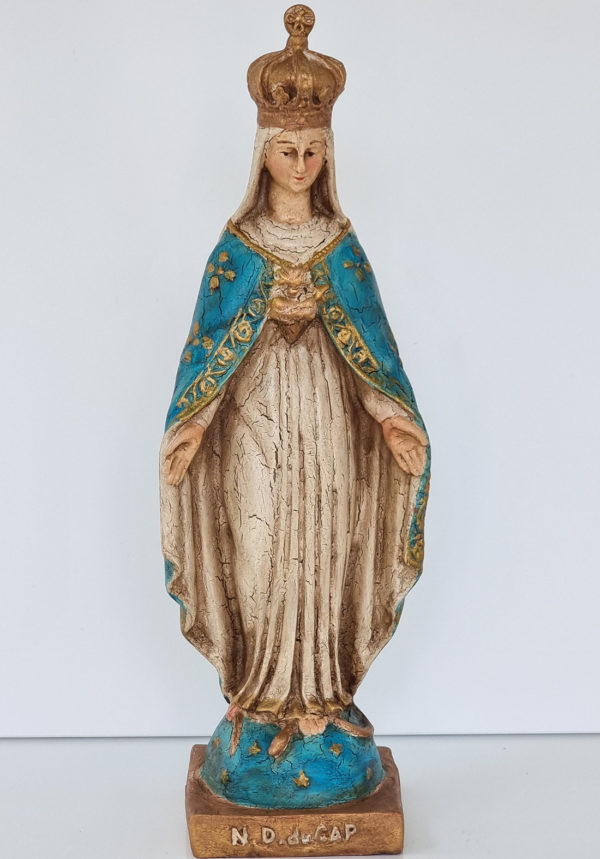 Madonna-figur-our-lady