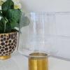 Vas i glas och guld. Besök Blickfång.se