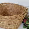 Korgar i bambu 1 set. Besök Blickfång.se