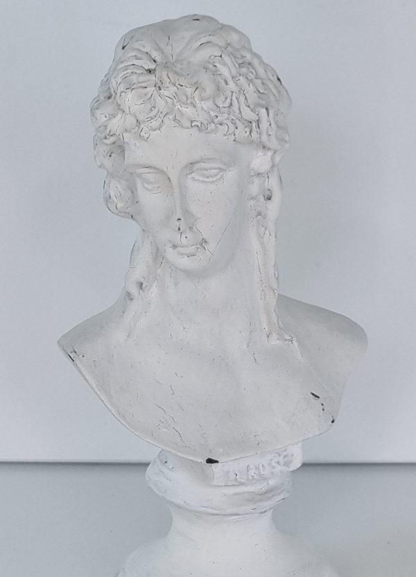 roman-greek-vit-liten-byst