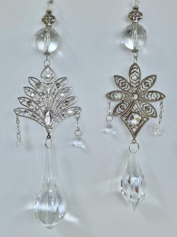 Prisma-med-silver-dekoration
