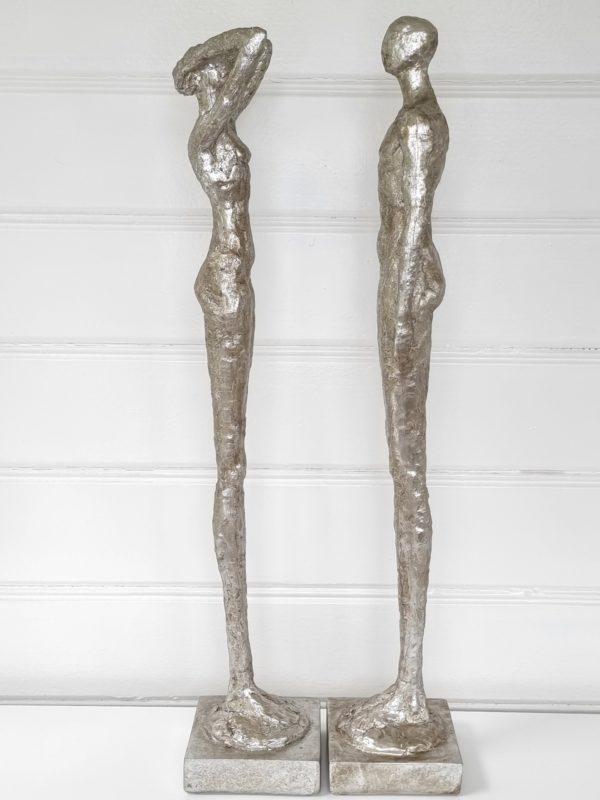 man-kvinna-figurer-i-silver-1