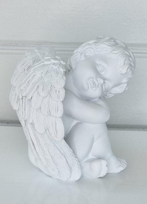 vit-angel-prydnadsfigur-1