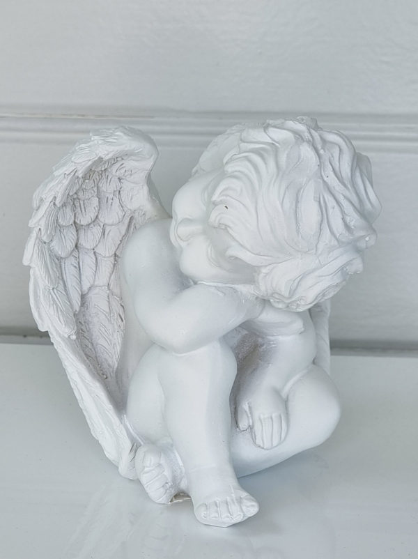 vit-angel-prydnadsfigur